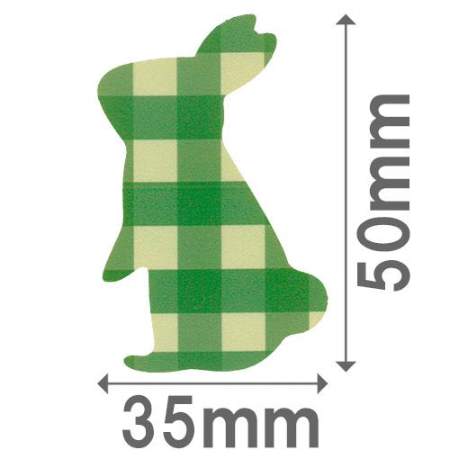 シールサイズは幅35mm×高50mm